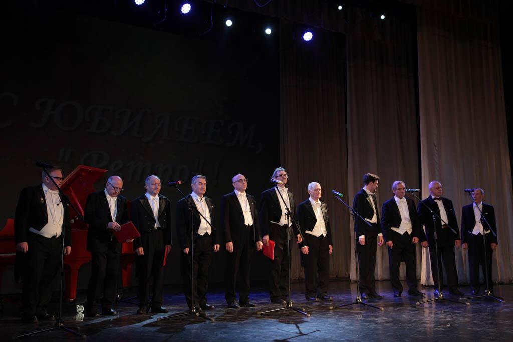 Мужская академическая хоровая капелла