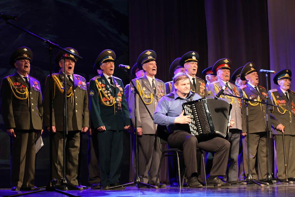 Народный коллектив  хор «Душа ветерана» имени С.Т. Баклушиной
