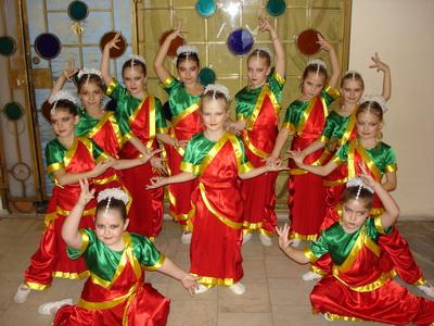 «Васанти» ансамбль восточного танца
