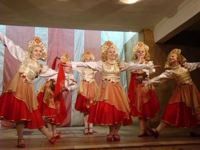 «Задорный каблучок» детский ансамбль танца