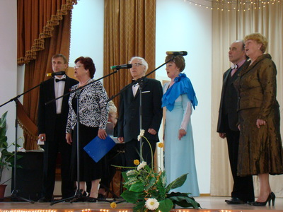 Народный коллектив вокальный ансамбль «Ретро»