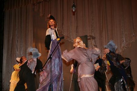 «Свободный театр» Театр драмы