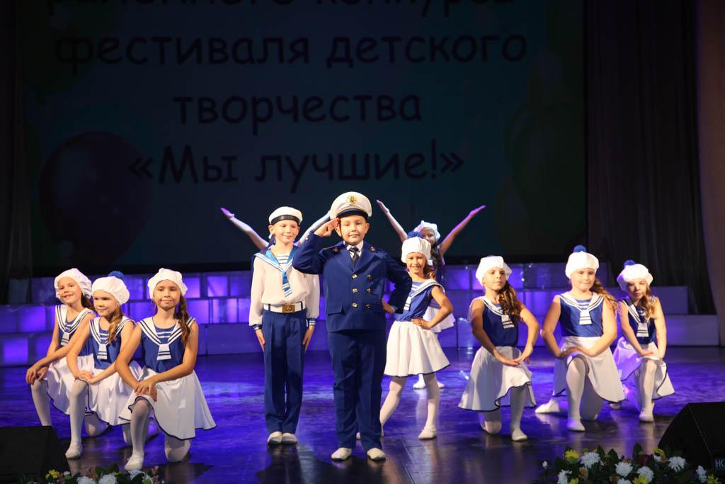 «Серпантин» ансамбль современного эстрадного танца