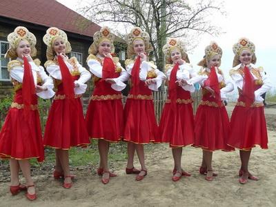 Народный коллектив ансамбль народного танца «Радуга»
