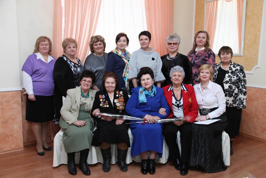 Третий Слет женщин Саратовского городского отделения РОО «Союз женщин России»