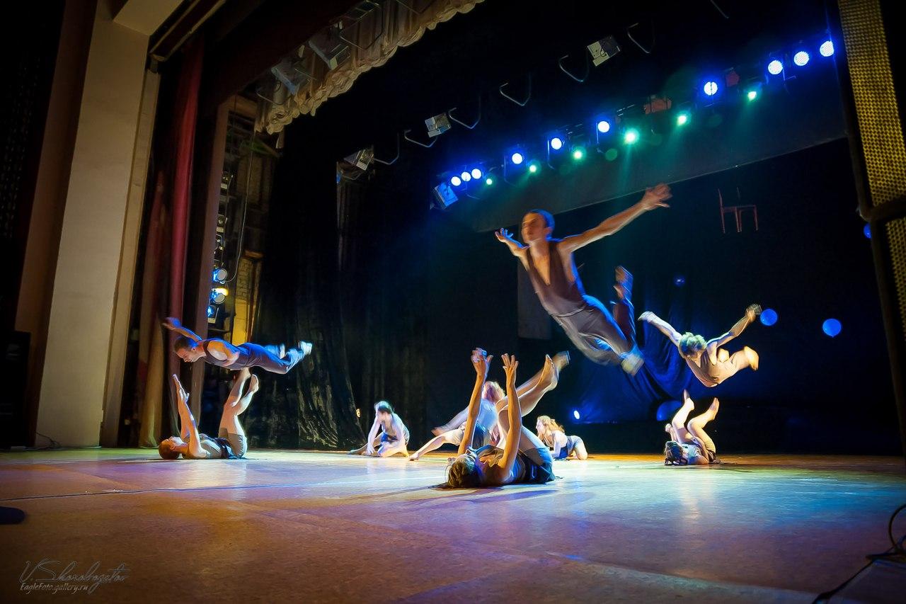 Детской группе театра танца и пластики «Сюита» — 20 лет!
