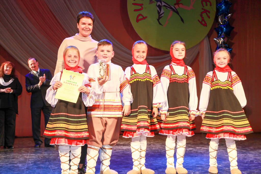 Гала-концерт «Ритмы нового века» ко Дню защиты детей