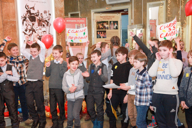 «Рыцарский турнир» среди школьников 3-х классов Лицея №36