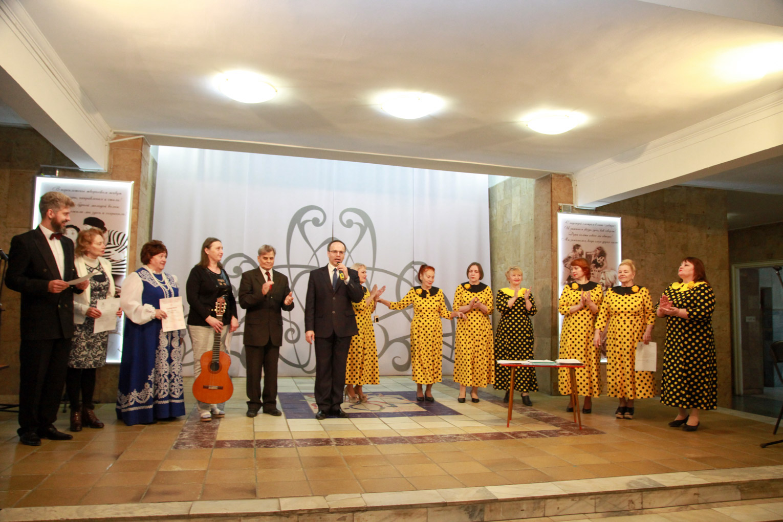 Творческий вечер саратовского поэта А.Т. Ерохина