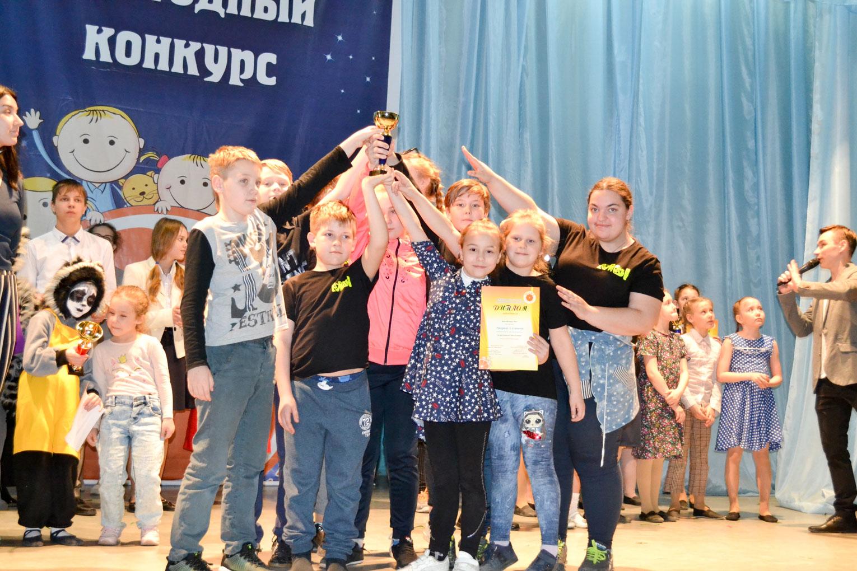Поздравляем детский театр «Мы» с очередной победой!