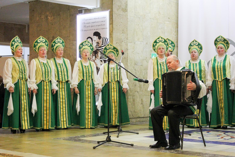Концертная программа «Славянский венец»