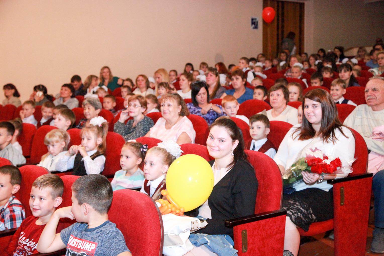 Благотворительный спектакль был показан в ДК «Россия» в День Знаний!