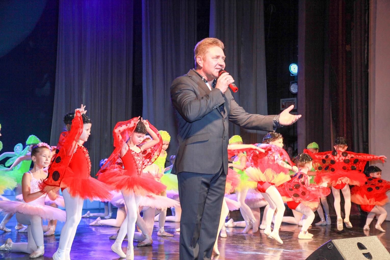 в ДК «России» отметили 74-ю годовщину со дня основания Ленинского района г.Саратова