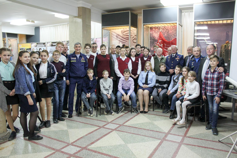 Встреча с ветеранами армейской авиации