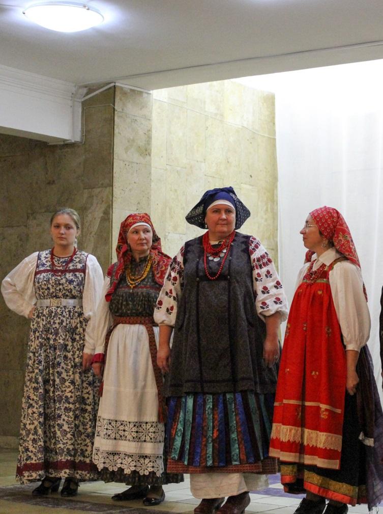 Вечер украинской песни — фольклорный ансамбль «Собор»