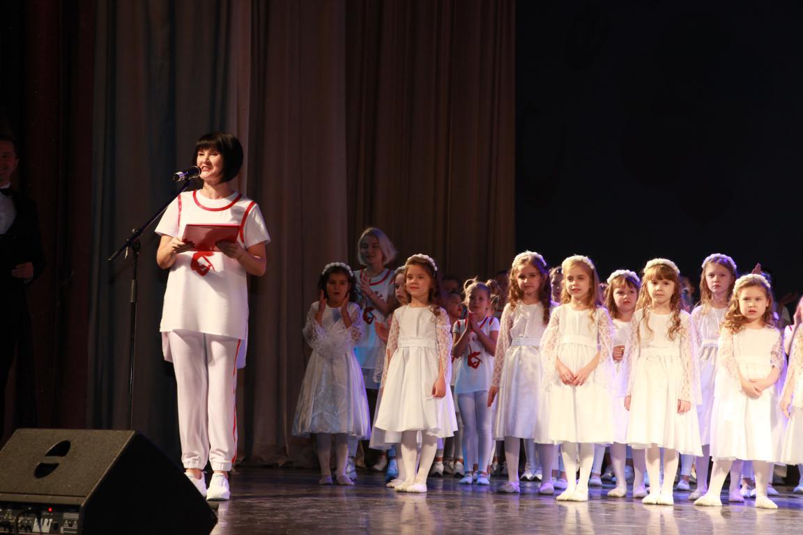 Ансамблю современного эстрадного танца «Серпантин» — 20 лет!