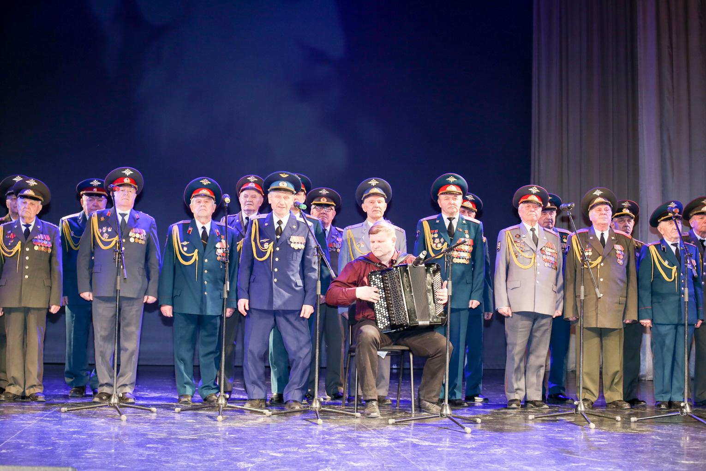 Уникальному творческому коллективу — хор «Душа ветерана» имени Серафимы Баклушиной 20 лет!