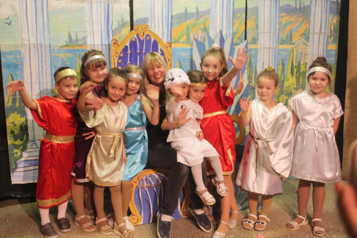 Детский музыкальный театр «Варежка»