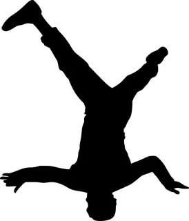 Мастер-класс «Стойка на голове» от Школы Брейк-Данса